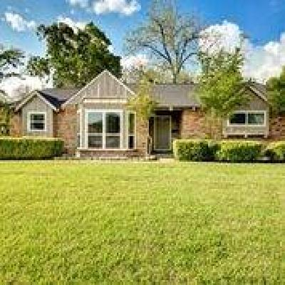 Houston TX Single Family Home For Sale: $359,000