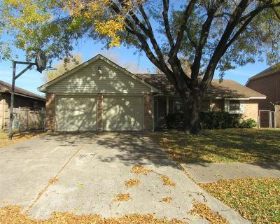 Pasadena Single Family Home For Sale: 3107 Briar Drive