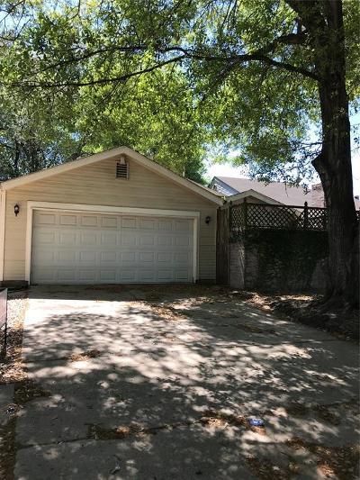 Houston Single Family Home For Sale: 11643 Karlwood Lane