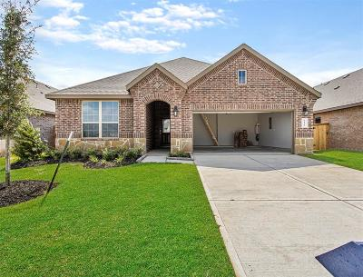 Richmond Single Family Home For Sale: 5430 Wildbrush Drive