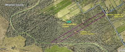 Fort Bend County Farm & Ranch For Sale: 00 Hilltop Road