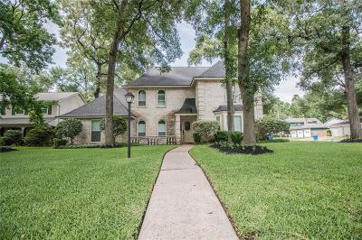 Single Family Home For Sale: 8202 Dorrcrest Lane