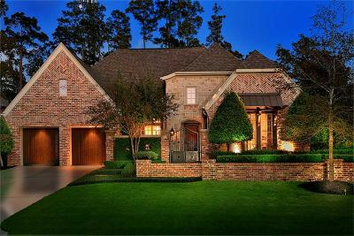 The Woodlands Single Family Home For Sale: 2 Bridgewood Cove Court