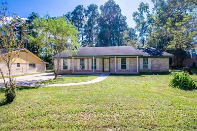 Conroe Single Family Home For Sale: 2536 River Ridge