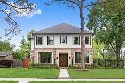 Houston Single Family Home For Sale: 5402 Judalon Lane Lane