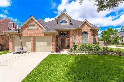 Tomball Single Family Home For Sale: 15535 Oxenford Drive
