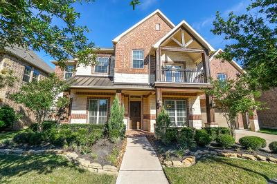 Katy Single Family Home For Sale: 10407 Radcliff Lake Drive