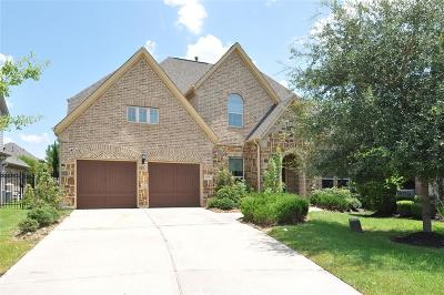 Kingwood Single Family Home For Sale: 1306 Blantyre Way
