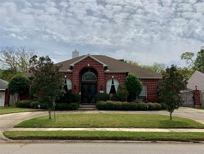 Houston Single Family Home For Sale: 4317 Willowbend Boulevard