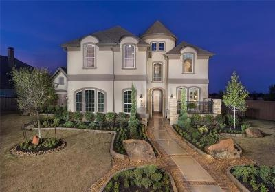 Katy TX Single Family Home For Sale: $578,900