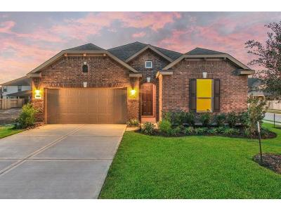 Richmond Single Family Home For Sale: 8131 Cheyenne Hills