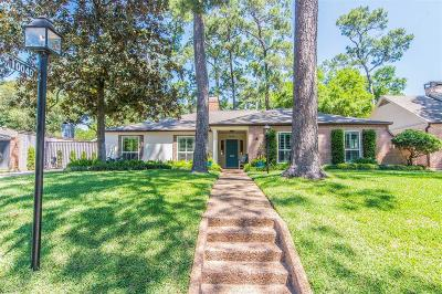 Briargrove Park Single Family Home For Sale: 10040 Lynbrook Drive