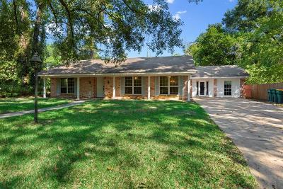 Conroe Single Family Home For Sale: 2023 N Thompson Street
