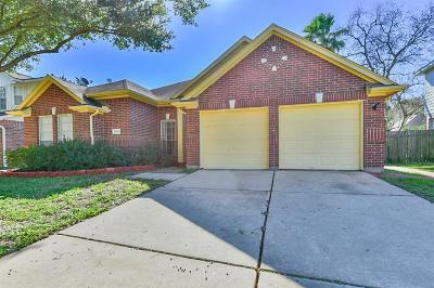 Katy Single Family Home For Sale: 19403 Cactus Rose Drive