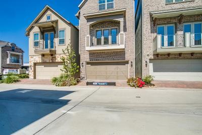 Houston Single Family Home For Sale: 8418 Oak Leaf Point