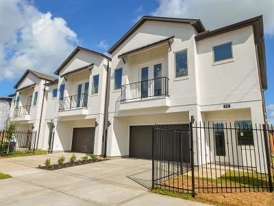 Houston TX Single Family Home For Sale: $319,900