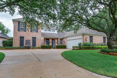 Sugar Land Single Family Home For Sale: 63 Crestwood Circle