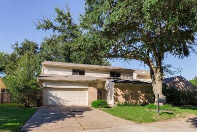 Houston Single Family Home For Sale: 306 W Fair Harbor Lane
