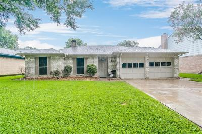 Houston Single Family Home For Sale: 15730 Dunmoor Drive