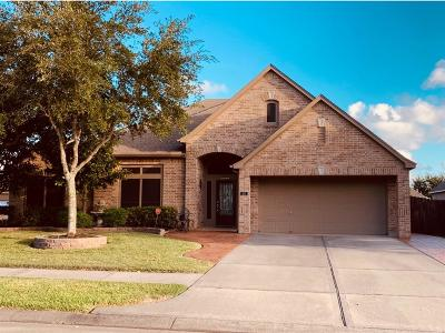 Texas City Single Family Home For Sale: 611 Laughing Gull Lane