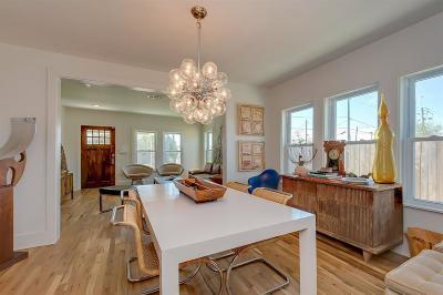 Houston Single Family Home For Sale: 4923 Leeland Street