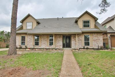 Memorial Single Family Home For Sale: 12622 Vindon Drive
