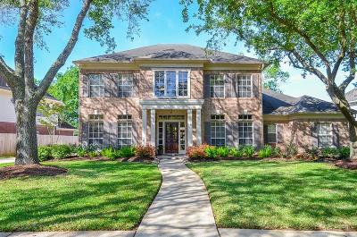 Sugar Land Single Family Home For Sale: 3418 Williams Glen Drive