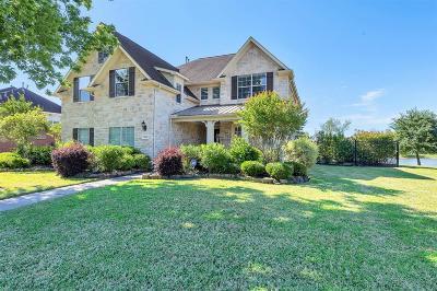 Richmond Single Family Home For Sale: 20911 Winston Lake Drive