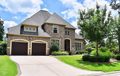 The Woodlands Single Family Home For Sale: 98 E Cove View Trail