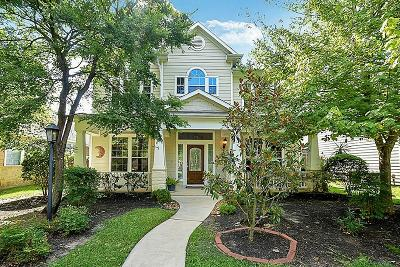 The Woodlands Single Family Home For Sale: 143 Hansom Trail Street