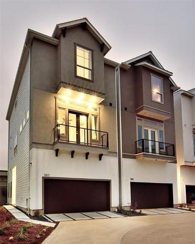 Houston Single Family Home For Sale: 5837 E Post Oak Lane