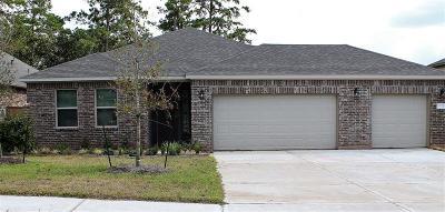 Conroe Single Family Home For Sale: 336 Black Walnut Court
