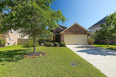 Pearland Single Family Home For Sale: 7504 Lakeside Manor Lane