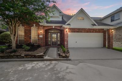 Houston Single Family Home For Sale: 62 Champion Villa Drive