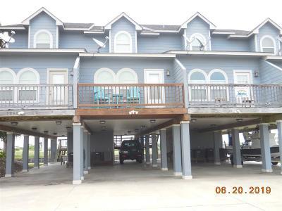 Matagorda Single Family Home For Sale: 131 Boat Slip Road #RD