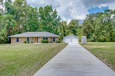 New Caney Single Family Home For Sale: 22515 Brook Forest Road