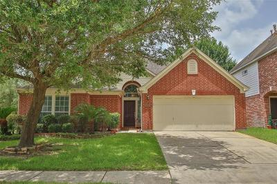 Houston Single Family Home For Sale: 2936 Quail Hawk Drive