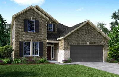 Cypress Single Family Home For Sale: 15815 Monkey Rock Drive