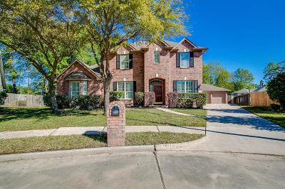 Galveston County, Harris County Single Family Home For Sale: 18115 Quiet Grove Court