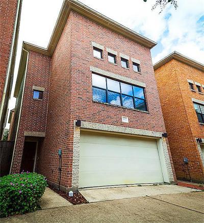 Houston Single Family Home For Sale: 5826 Larkin Street