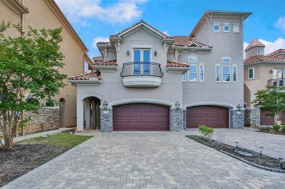 Montgomery Single Family Home For Sale: 138 La Vie Drive