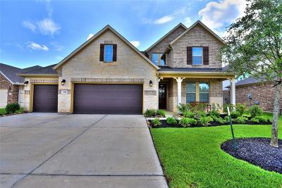 Katy Single Family Home For Sale: 5206 Kingship Court