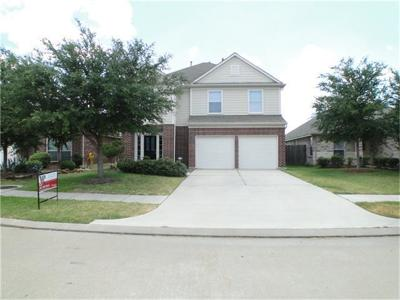 Katy Single Family Home For Sale: 2006 Wildbrook Canyon Lane