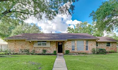 Houston Single Family Home For Sale: 5811 Ludington Drive