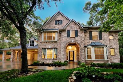 The Woodlands Single Family Home For Sale: 14 Larkspur Trl