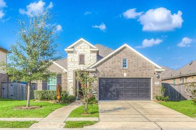 Pearland Single Family Home Option Pending: 2209 Hidden Meadow Lane