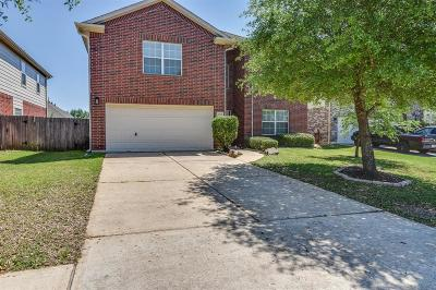 Tomball Single Family Home For Sale: 8319 Point Pendleton Drive