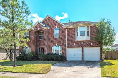 Pearland Single Family Home For Sale: 11310 Sailwing Creek Court