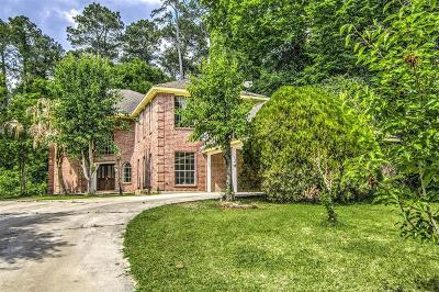 Houston Single Family Home For Sale: 1411 Hamblen Road