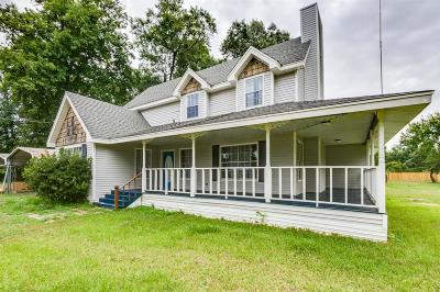 Liberty Single Family Home For Sale: 20060 Highway 146 N